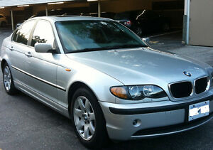 2004 BMW 3-Series 325I Sedan - excellent condition/ lady driven