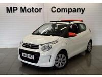 2016 66 CITROEN C1 1.0 AIRSCAPE FEEL 68 BHP 1 OWNER, NEWSHAPE, 5DR 5SP ECO HATCH