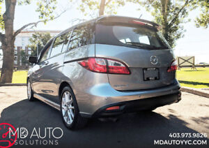 2015 Mazda5 GT Leather Sunroof 2 set of Wheels/Tires