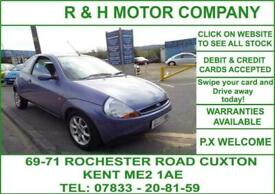 image for 2007 Ford KA 1.3 Zetec Climate 3dr Hatchback Petrol Manual