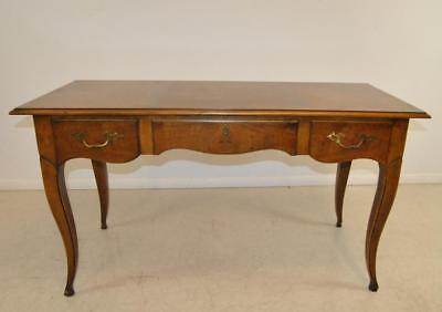 FRENCH STYLE 3 DRAWER WRITING DESK