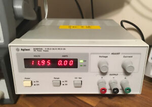 HP Keysight Agilent E3610A Lab Bench Power Supply