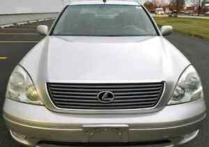 Lexus LS430 Certified and E-tested Trade for GX470