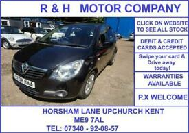 image for 2008 Vauxhall Agila 1.2 i 16v Club 5dr Hatchback Petrol Manual