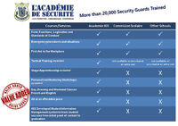 SECURITY AGENT COURSE - $16,59/H - SECURITY LICENCE FROM  BSP