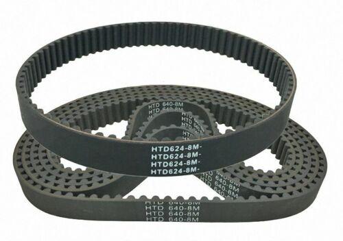 D/&D PowerDrive 1096-8M-30 Timing Belt