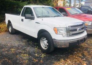 2013 F150 XL Ford Truck, 2 yaer MVI $8995 902-210-0835