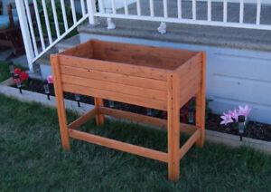 Planter Box without bottom Shelf