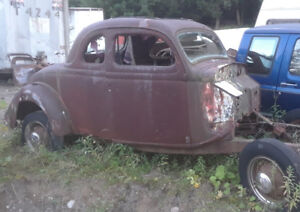 WANTED 1935 or 1936 FORD PROJECT CAR