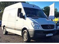 2012 Mercedes-Benz Sprinter 2.1TD 313CDI MWB 130bhp **91K MILES**1OWNER**