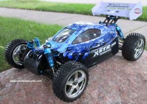 New RC Buggy /Car Brushless Electric, LIPO 1/10 Scale 4WD