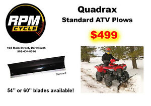 ATV Snow Plows $499  RPM Cycle