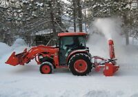 Snow Removal in Morden, NS