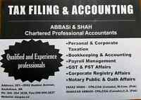 Shah Accounting and Tax Services