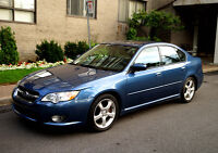 2009 Subaru Legacy Sedan aut. parfaite condition 94 000 km