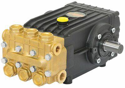 Interpump Ws251 High Pressure Pump Male Solid Shaft 250 Bar 3625psi 15 Lpm Honda