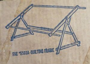Large Quilting Frame with Stand