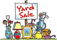 Garage Sale / Yard Sale - Multi Family Aug. 1st