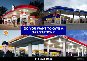 Do You Want To Own A Gas Station?