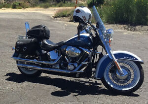 2005 Harley Soft Tail Deluxe