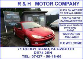 image for 2008 Peugeot 206 1.4 Look 5dr Hatchback Petrol Manual