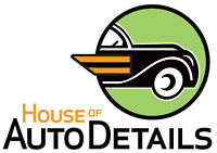 Auto Detailing and Rust Control Technician
