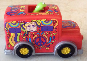 BURGER KING 1999 SPACE BUS. MUPPETS FROM SPACE TOYS Gatineau Ottawa / Gatineau Area image 3