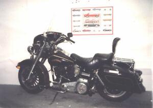 harley davidson FLH Classic 1982