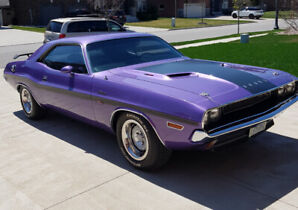 1970 Challenger R/T....383 4brl...automatic