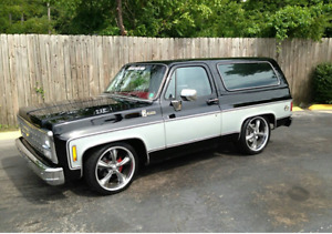 Wanted 2wd K5 blazer or jimmy