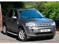 2011 Land Rover Freelander 2 2.2 SD4 GS 4x4 5dr