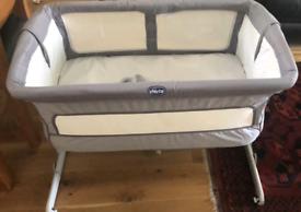 Chicco Next2Me Dream crib - excellent condition