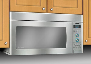 Under The Cabinet Over Range Microwave Repair Counter Top