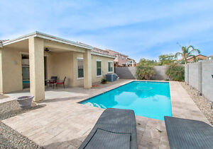 Absolutely perfect! Private Pool-Gorgeous Home San Tan Valley