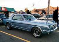 1965 Mustang - Driven about 10 times in summer & winter stored.