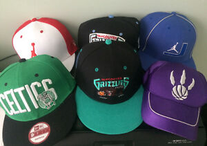 NEW Assorted Snapbacks and Fitteds for Sale