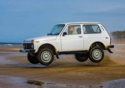 Lada Niva wanted to buy  - running or not Hamilton Hill Cockburn Area Preview