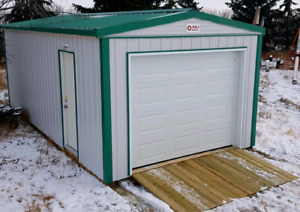 PRE-FAB GARAGE-  $1000 off feb orders!