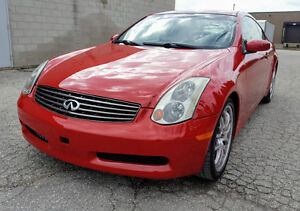 2007 Infiniti G35 $7995 CERTIFIED AND E-TESTED