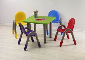 Bravo kids table and chairs set