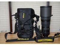 Nikon 300mm f/2.8 ED VR II Lens