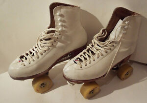 LADIES SIZE 8 Riedell Roller Skates