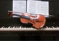 Piano, Violin and Theory Lessons~Beginner to Advanced