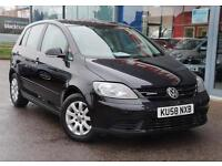 2008 VOLKSWAGEN GOLF PLUS 1.9 BlueMotion TDI LOW MILES, ALLOYS and AIR CON
