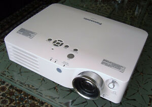 Panasonic projector! New bulb and filter!