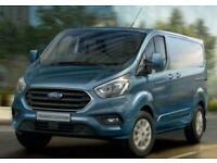New Transit Custom Limited Panel Vans pre-ordered for Sept-Dec delivery....