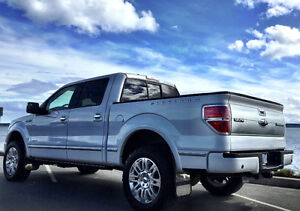 2011 Ford F-150 Platinum 4X4 - LOW KMS - 3.5L ECOBOOST