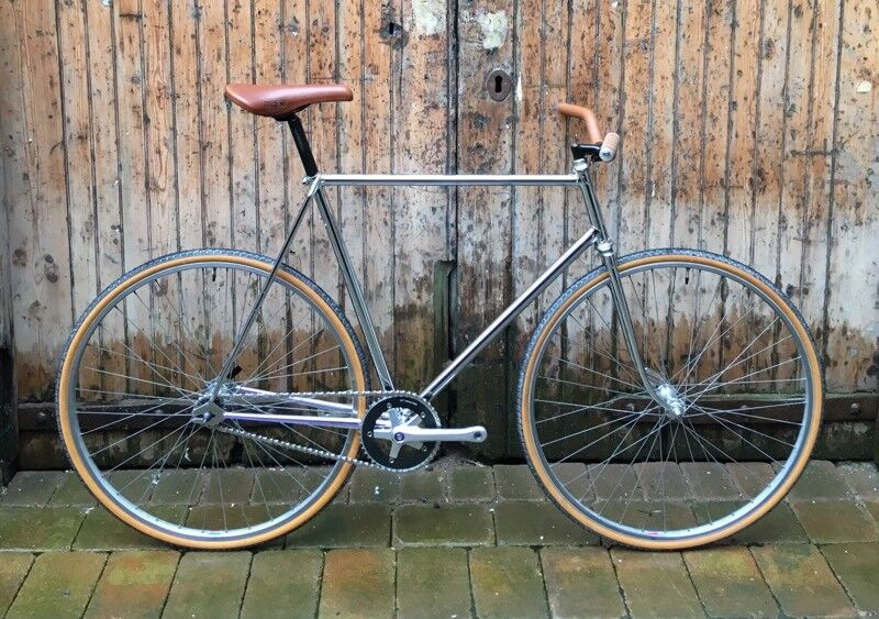 Classic and Vintage Custom Bikes - single speed/fixie