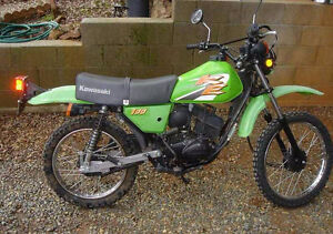 looking for ke100 engine or complete bike if price is right.