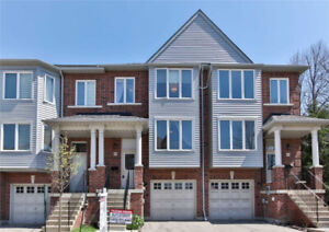 Impeccable Luxurious Townhome. Renovated W High-End Laminate